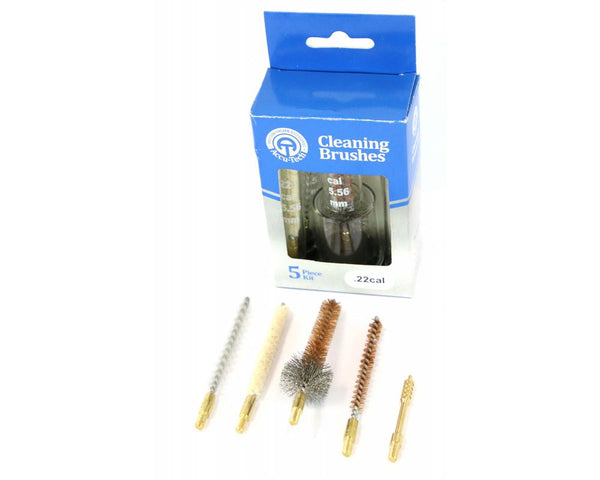 Accu-Tech Cleaning Brush Kit 5 Piece .22