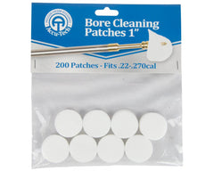 Accu-Tech Bore Cleaning Patches 22 - 270 cal