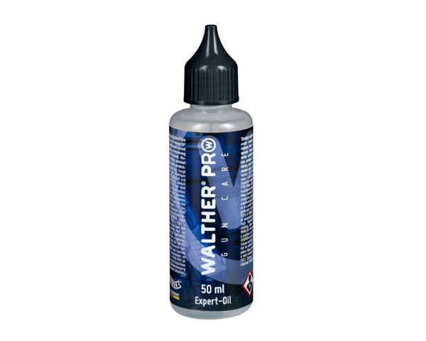 Walther Pro Gun Care Expert Oil: 50ml