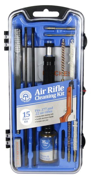 Accu-Tech 15 Piece Air Rifle Cleaning Kit