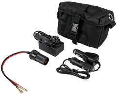 Night Saber Battery Bag with Chargers