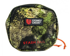 Stoney Creek Stash Bag: Tuatara Forest Camo