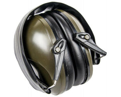 Barricade Low Profile Passive Earmuffs - 21 dB