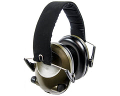 Barricade Electronic Earmuffs: -21 dB
