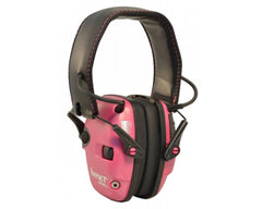 Howard Leight Impact Sport Earmuffs: Pink