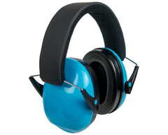 Barricade Junior Earmuffs Blue