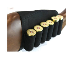 Butt Stock Shotgun Shell Holder - 6 rounds