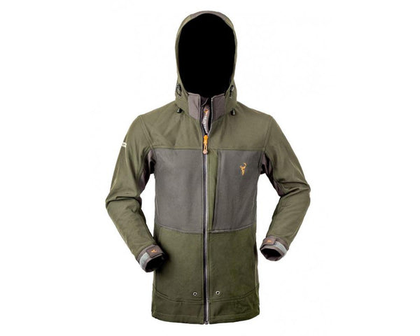 Hunters Element Legacy Jacket: Forest Green