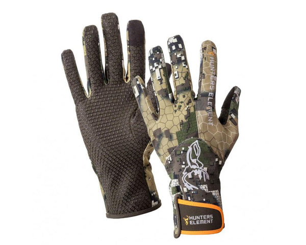 Hunters Element Crux Gloves: Camo