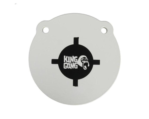 King Gong AR500 Steel Gong Target: 6