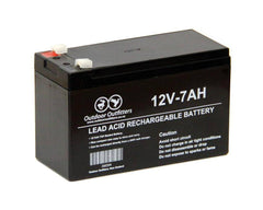 Multi Purpose 12V 7AH Rechargeable Battery