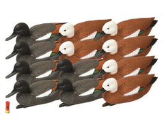 Paradise Duck Floater Decoys: 12-Pack