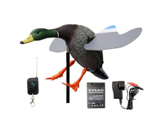 Spinner Winner Motorized Flying Drake Decoy