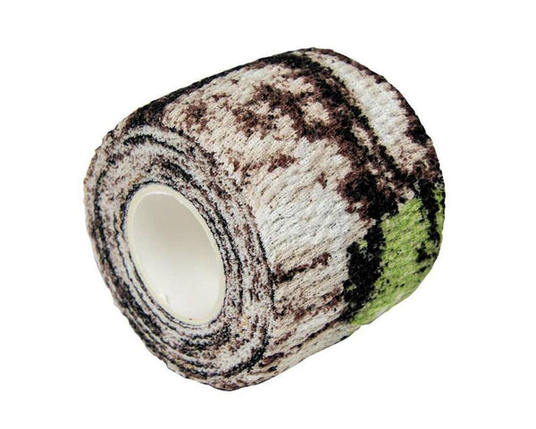 Game On Self Clinging Wrap Tape: Forest Camo