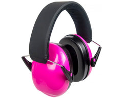 Barricade Junior Earmuffs Pink