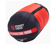 Stoney Creek Blackstag 1000 Sleeping Bag -15°C