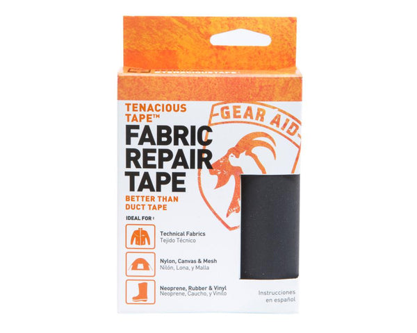 Gear Aid Tenacious Tape Repair Tape - Black