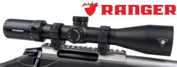 Ranger Premier Rifle Scope 4.5-14x44