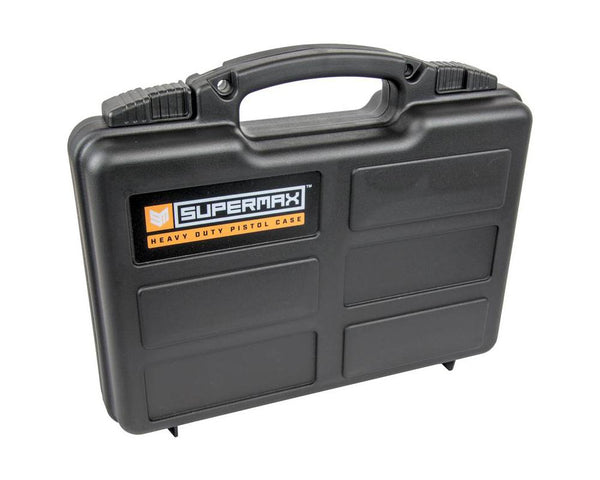 Supermax Heavy-Duty Pistol Case