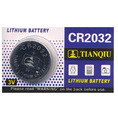 Night Saber Battery Lithium CR2032 x1