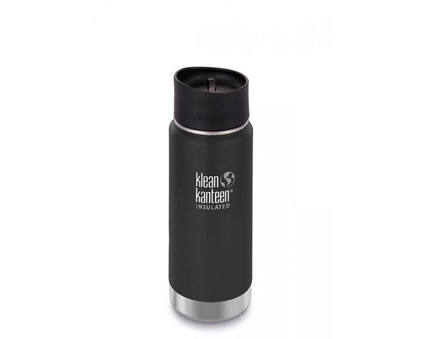 Klean Kanteen 16oz Wide Black