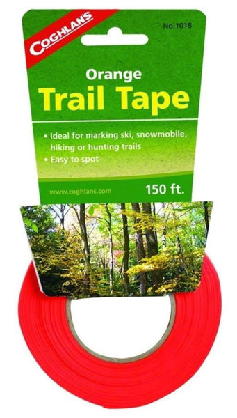 Coghlans Trail Tape Orange
