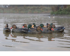 Game On Mallard Decoy Family Pack: 8 Hens & 4 Drakes