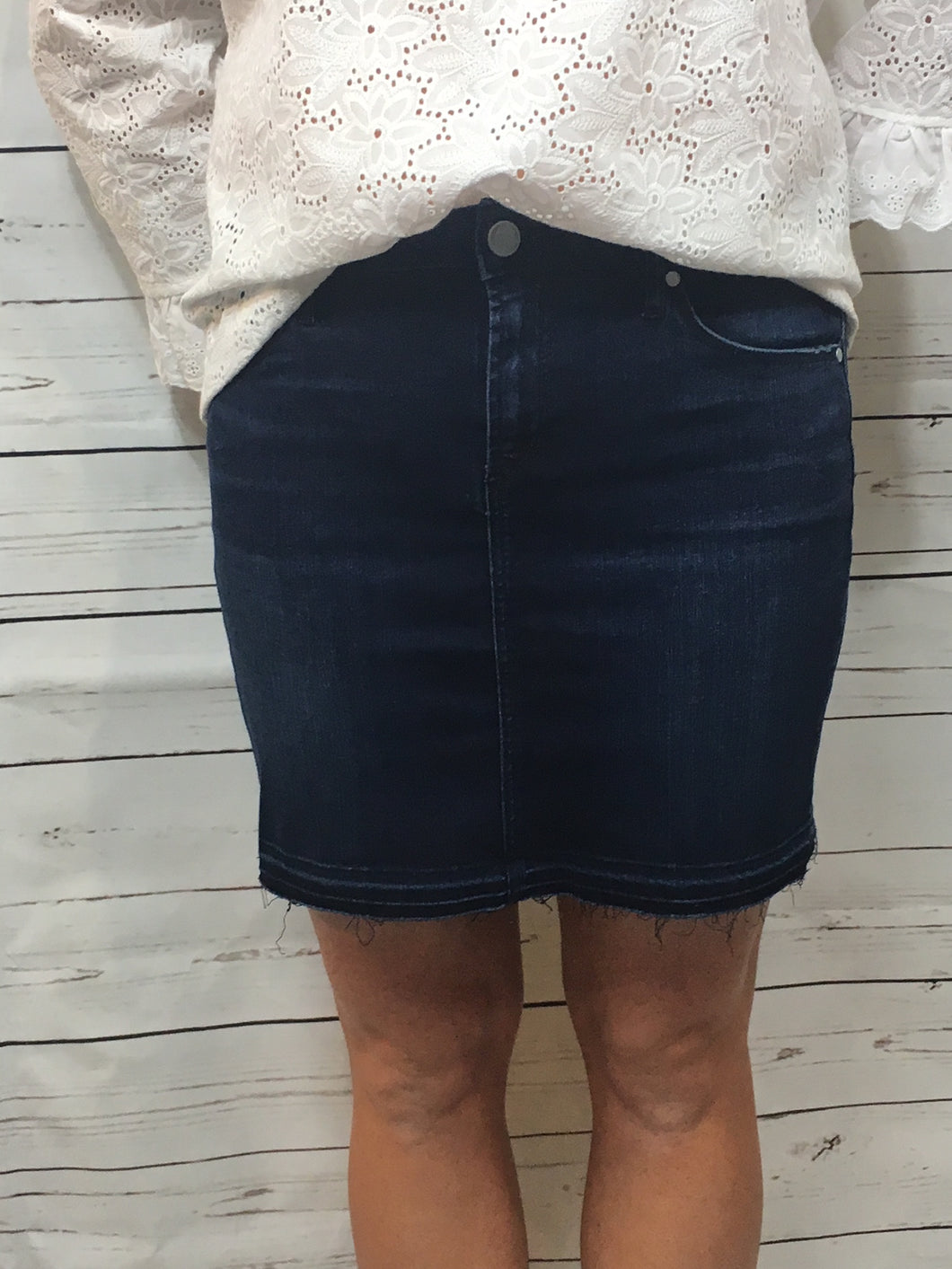STACY MINI SKIRT