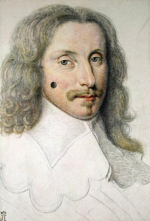 Portrait of a Young Man with a Beauty Spot on his Cheek by Daniel Dumoustier