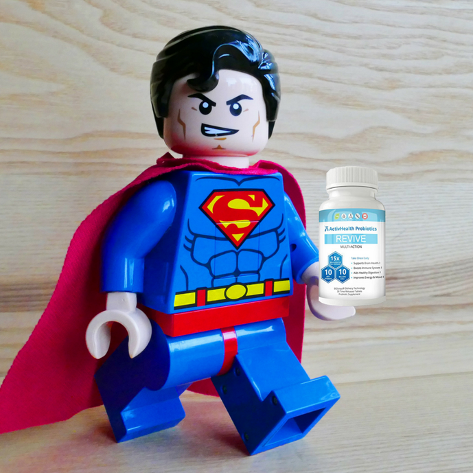 Why Probiotics Are Superheroes