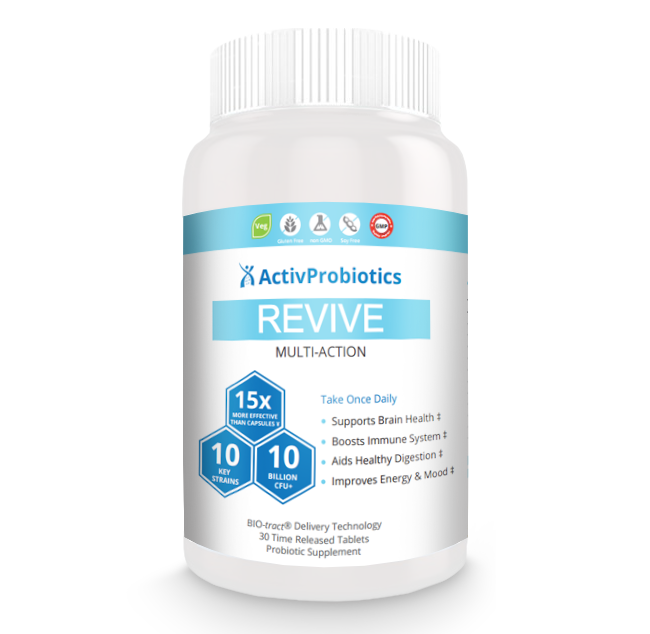 REVIVE Multi-Action Probiotics
