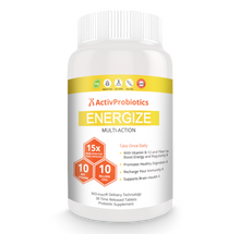 ENERGIZE Multi-Action Probiotics