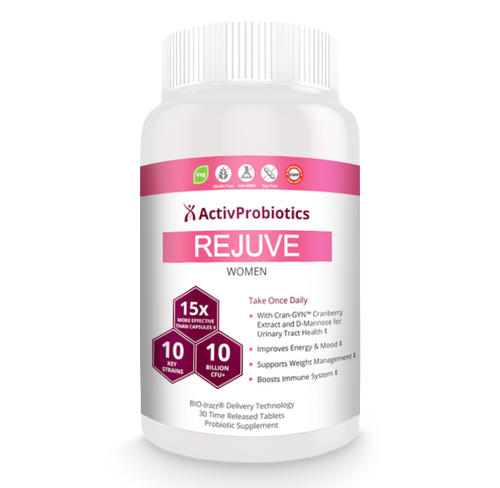 REJUVE Women's Probiotics