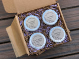 Lavender Candle Gift Set