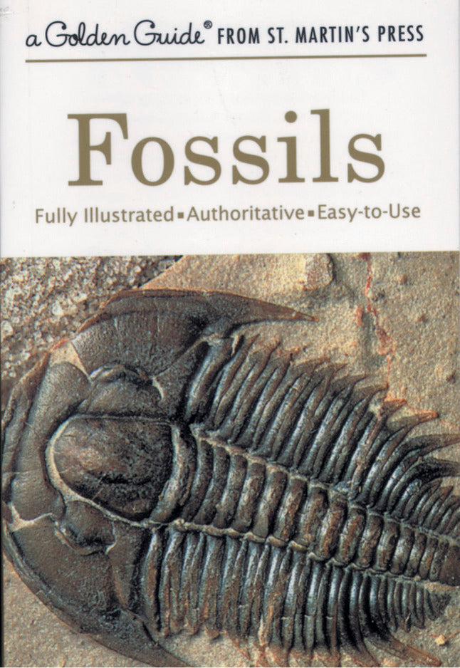 Golden Guide to Fossils, HDG102