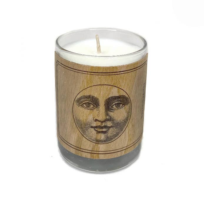 Moon Votive Candle, HDG90