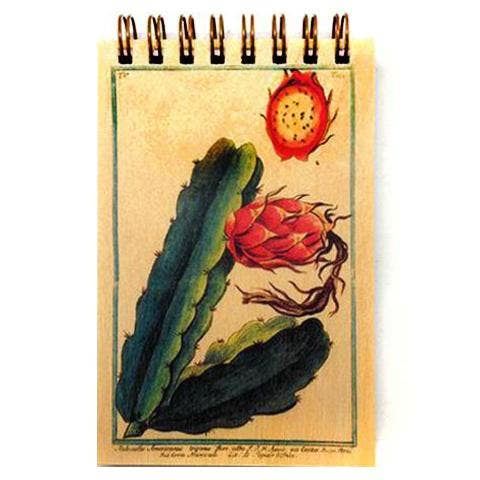 Wooden Cactus Notepad, HDG92
