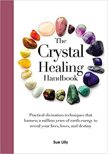 The Crystal Healing Handbook and Journal, HDG103