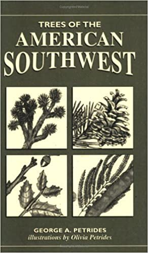 Trees of the American Southwest, HDG108