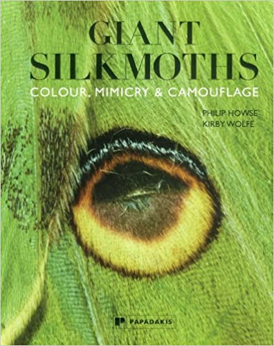 The Giant Silkmoths: Colour, Mimicry & Camouflage, HDG116