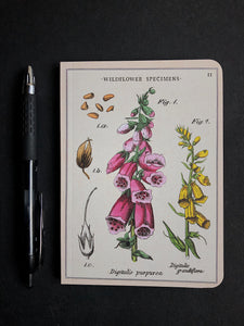 Lady's Glove Notebook