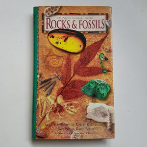 The Nature Company Guide, Rocks and Fossils, HDG105