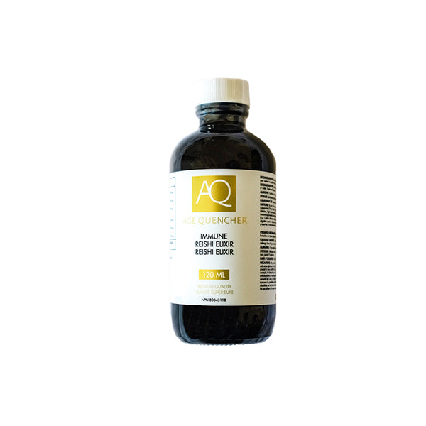 REISHI BEAUTY- IMMUNE ELIXIR - AGE QUENCHER™ Solutions USA