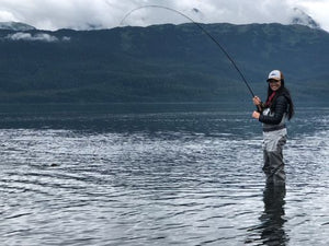 Orca Adventure Lodge Fly Fishing School