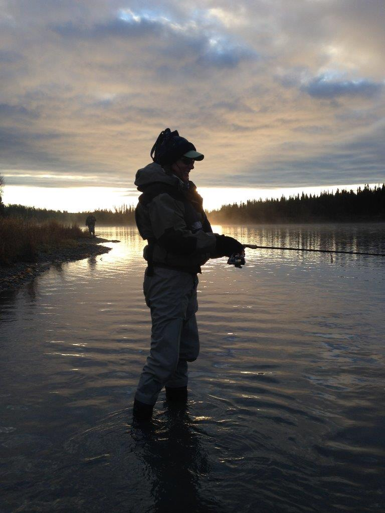 Feature: Fall Fishing on the Kenai with Electa Kean