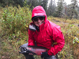 Silver Salmon Spectacular at Orca Adventure Lodge