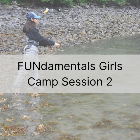 FUNdamental Girls Camp