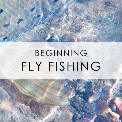 JANUARY 3rd & 10th | Beginning Fly Fishing Class