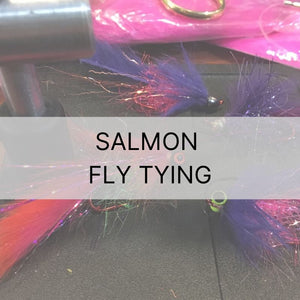 JANUARY 15th | Salmon Fly Tying