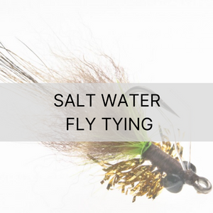 FEBRUARY 19th | Salt Water Fly Tying